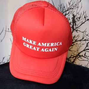 Donald Trump Snapback Trucker Hat